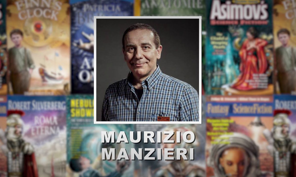 GAMEROME 2019: Awarded Illustrator Maurizio Manzieri